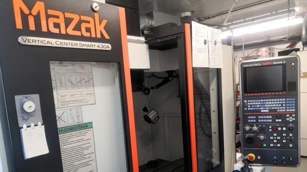 Mazak Vertical Center Smart 430A